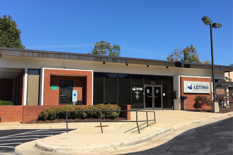 Raleigh LCCU branch office